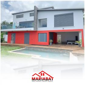 Villas rouge